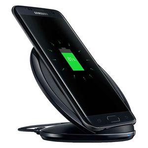 CHARGEUR TÉLÉPHONE Samsung Chargeur Stand à Induction QI 1A - Noir