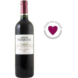 VIN ROUGE Château Pierbone AOC Haut Medoc 2006 - Vin rouge
