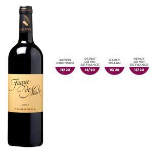 VIN ROUGE Fugue de Nenin Pomerol 2007 - Vin rouge