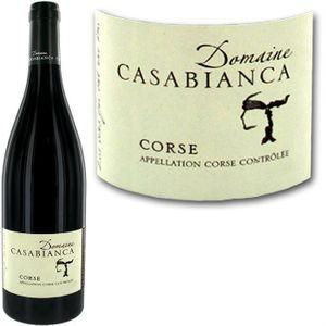 VIN ROUGE Domaine Casabianca Vin Corse Rouge