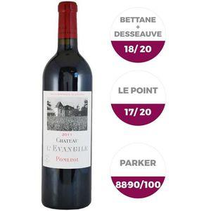 VIN ROUGE Château L'Evangile 2011 Pomerol - Vin de Bordeaux