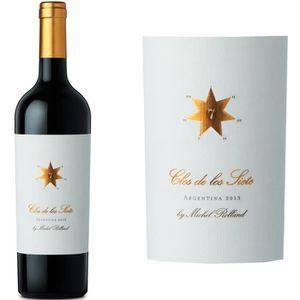 VIN ROUGE Clos de los Siete 2014 Mendoza - Vin rouge d'Argen