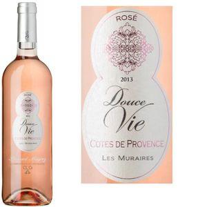 VIN ROSÉ Douce Vie 2013 Côtes de Provence Rosé