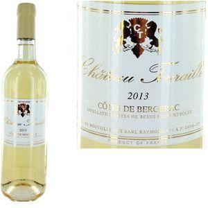 VIN BLANC Château Touraille 2013 Côtes de Bergerac Moelleux