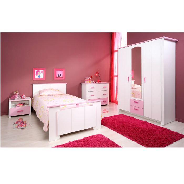 Chambre complète enfant fille - Achat / Vente Chambre complète ...