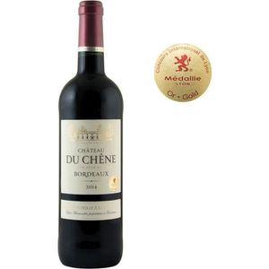 VIN ROUGE Château du Chêne 2014 Bordeaux - Vin rouge de Bord