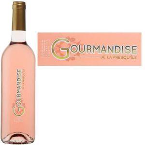 VIN ROSÉ Gourmandise 2014 IGP Méditerranée vin rosé x6