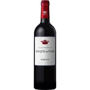 VIN ROUGE Couronne de Marquis de Terme 2015 Margaux - Vin ro