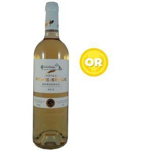 VIN ROSÉ Château Pique Sègue 2016 Bergerac - Vin rosé du Su