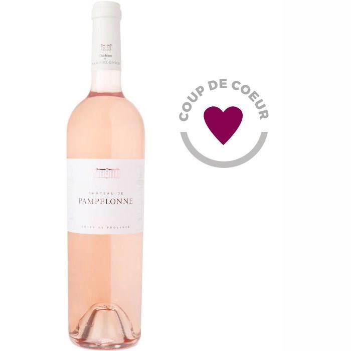 VIN ROSÉ Château de Pampelonne 2016 Côtes de Provence - Vin