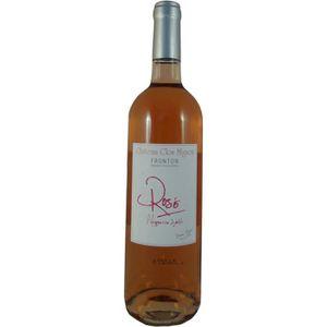VIN ROSÉ Château Clos Mignon 2016 Fronton - Vin rosé du Sud