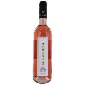 VIN ROSÉ Luz-Garrigue 2016 Luberon -Vin rosé des Côtes du R