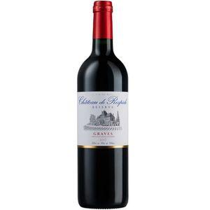 VIN ROUGE Château Respide 2016 Graves  - Vin Rouge de Bordea