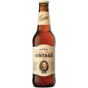 BIÈRE COOPERS VINTAGE ALE Bière Ambrée 0,36L