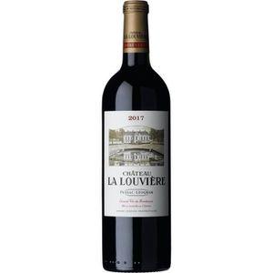 VIN ROUGE Château La Louvière 2017 Pessac Léognan - Vin roug