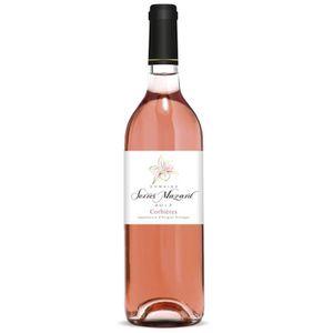 VIN ROSÉ Domaine Serres Mazard 2017 Corbières - Vin rosé du