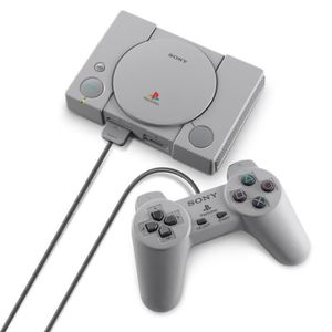CONSOLE RÉTRO Console Sony : PlayStation Classic