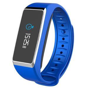 MONTRE CONNECTÉE MyKronoz Bracelet Connecté ZeFit² Pulse Bleu