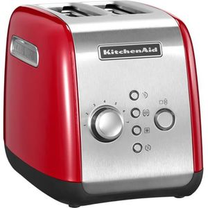 GRILLE-PAIN - TOASTER KITCHENAID 5KMT221EER Grille pain - Rouge empire