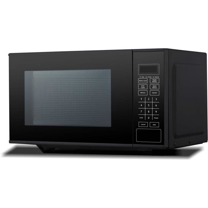 haier hgn 2070egb micro ondes combin 20l micro electrom nager. Black Bedroom Furniture Sets. Home Design Ideas
