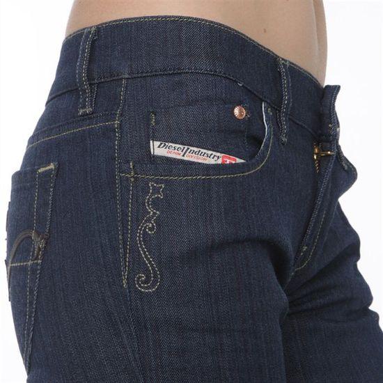 33524777 DIESEL Lot de 2 jeans Liv et Cherone Femme - Achat / Vente jeans - Cdiscount