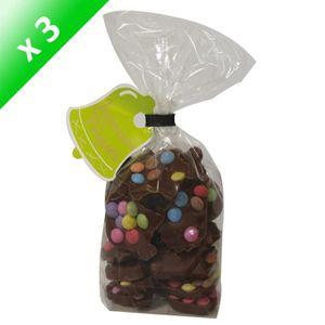 CONFISERIE DE CHOCOLAT MAISON TAILLEFER Lot de 3 Confiseur Friture Chocol
