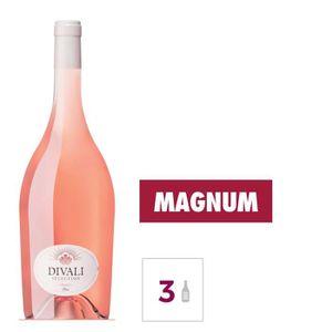 VIN ROSÉ Magnum Divaldi 2016 Languedoc - Vin rosé du Langue