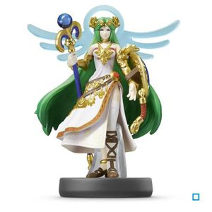 FIGURINE DE JEU Figurine Amiibo Palutena Super Smash Bros N°38