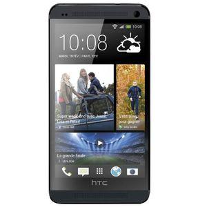 SMARTPHONE HTC ONE Noir 4G
