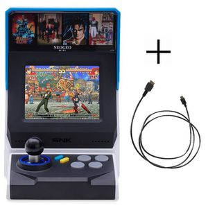 CONSOLE RÉTRO Console Neo Geo Mini + mini câble HDMI