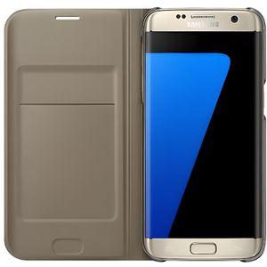HOUSSE - ÉTUI Samsung - Housse Or Flip Wallet Original pour Sams