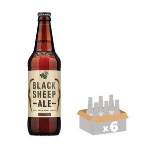 BIÈRE BLACK SHEEP ALE Bière blonde - 50 cl x6