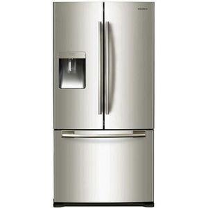 RÉFRIGÉRATEUR AMÉRICAIN SAMSUNG RF62QEPN - Réfrigérateur multi-portes - 43