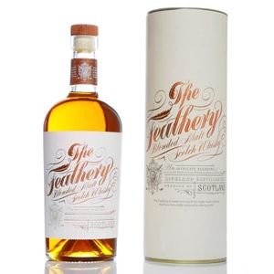 WHISKY BOURBON SCOTCH the Feathery 40° 70cl