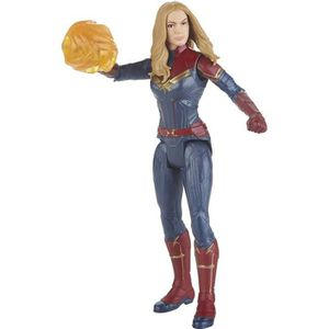FIGURINE - PERSONNAGE AVENGERS - 6IN MOVIE CAPTAIN MARVEL