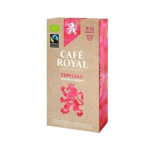 CAFÉ - CHICORÉE Lot de 100 capsules Organic Bio Espresso Capsules