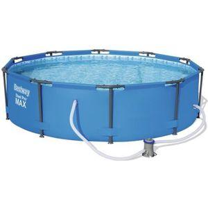 piscine autoport e achat vente piscine autoport e pas cher soldes d s le 27 juin. Black Bedroom Furniture Sets. Home Design Ideas