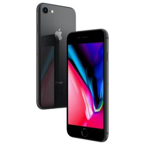 SMARTPHONE APPLE iPhone8 256GoGris sidéral