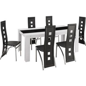 Table manger achat vente table manger pas cher cdiscount - Salle a manger d occasion ...