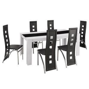 Ensemble table et chaises salle manger achat vente for Ensemble table a manger et chaise pas cher