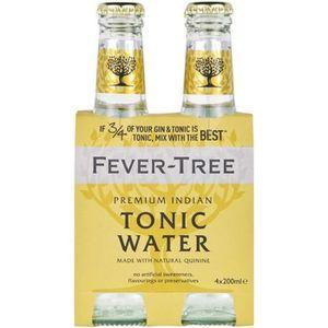 Apéritif sans alcool Fever-Tree Indian - Tonic Premium - Bouteille en v