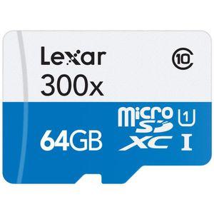 CARTE MÉMOIRE 300x Micro SDHC™ UHS-1 Carte Micro SD Haute-Perfor