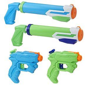 PISTOLET À EAU NERF SUPER SOAKER - Floodtastic Pack de 4 - Pistol