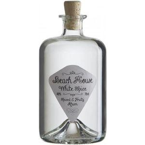 RHUM BEACH HOUSE White Spiced Rum - 40% - 70cl