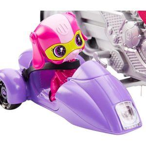 barbie moto achat vente barbie moto pas cher cdiscount. Black Bedroom Furniture Sets. Home Design Ideas