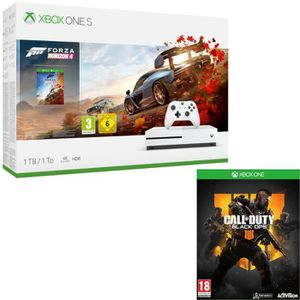CONSOLE XBOX ONE Xbox One S 1 To Forza Horizon 4 + Call of Duty Bla