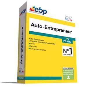 BUREAUTIQUE EBP Auto-Entrepreneur Pratic 2017