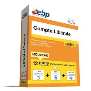 BUREAUTIQUE EBP Compta Libérale 2017 DYNAMIC + Services VIP Ab