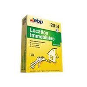 LOGICIEL BUREAUTIQUE  EBP Location Immobilière 2014 version 10 Lots