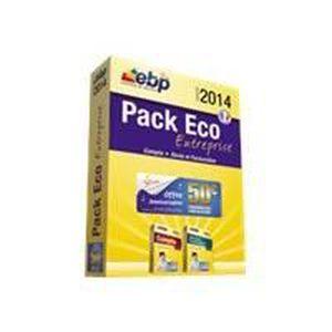 BUREAUTIQUE EBP Pack Eco Entreprise 2014